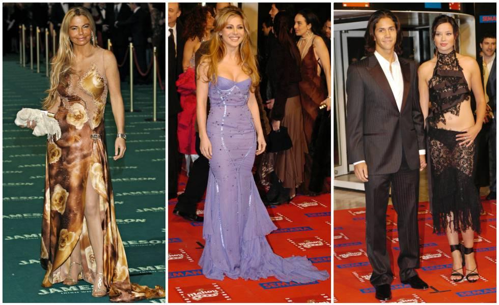 Fotos lo peor de la alfombra roja de los premios goya - Alfombras los fernandez ...