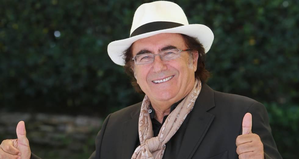 El cantante Albano.