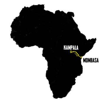 Todo lo que te podría pasar si fueras camionero en África