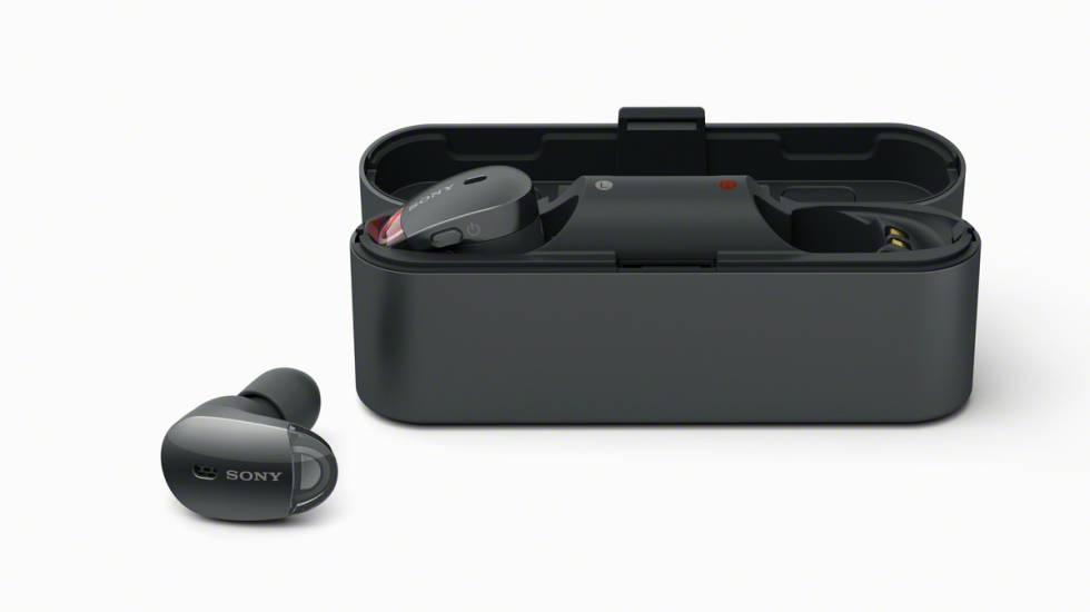 c11f71e6282 Sony WF-1000X: música sin cables (y sin ruidos) | Escaparate | EL PAÍS