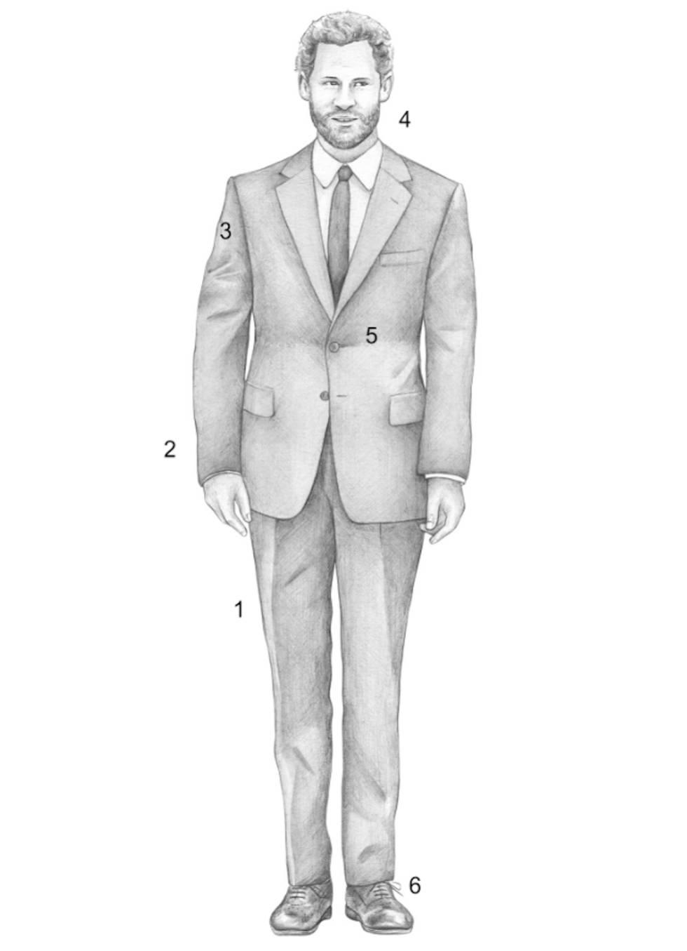 58f5c822cea8e De las bermudas a la americana de dos botones  analizamos el concepto de  elegancia de
