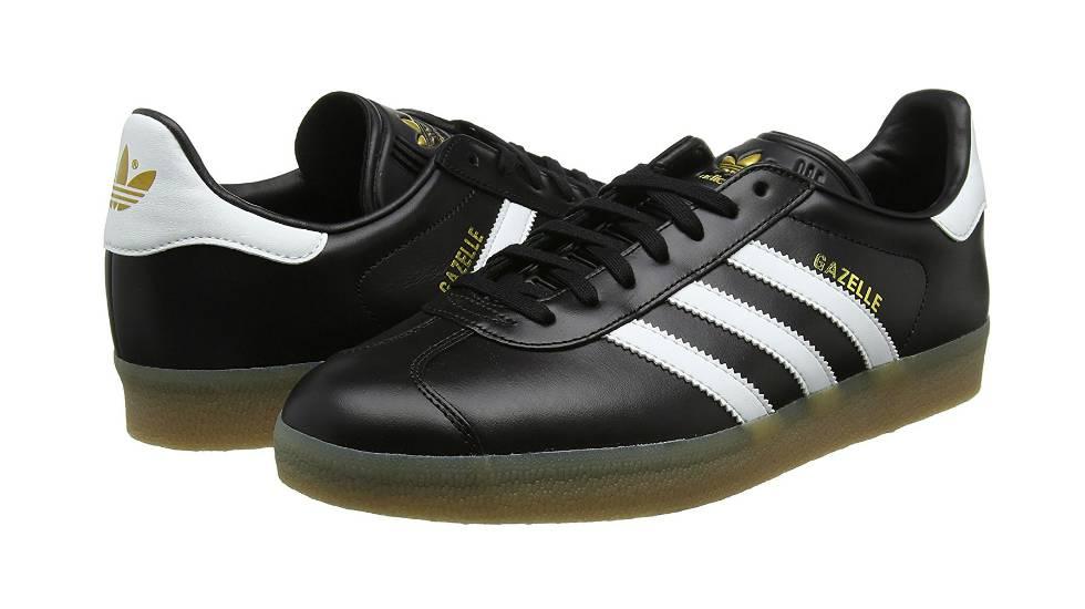 innovative design 8e780 10375 Adidas Gazelle Basic Black BZ0026. Las mejores zapatillas para ...
