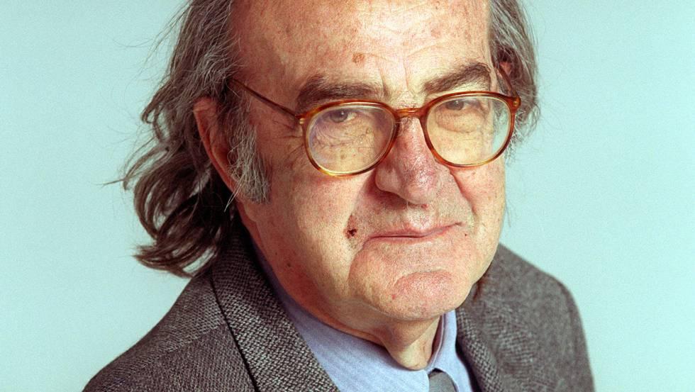 Javier Pradera, periodista y redactor de EL PAÍS.