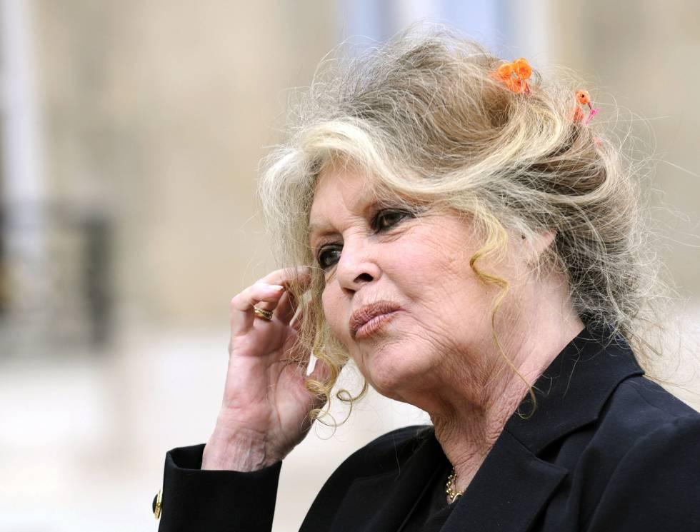 Brigitte Bardot, ícone do cinema francês.