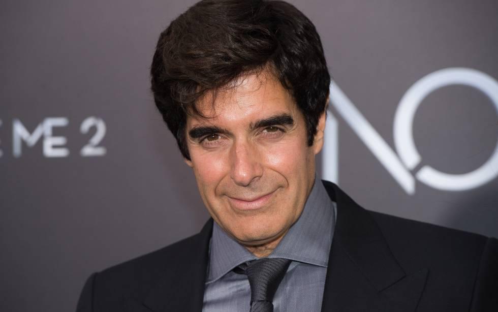 David Copperfield Acusado De Abuso Sexual Por Una Modelo Gente Y
