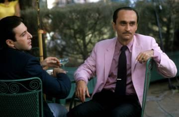 John Cazale interpretando a Fredo, el más débil de los hermanos Corleone, en 'El Padrino II' (1974).