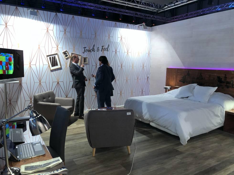 La cama del hotel del futuro sabrá si has dormido bien o mal (y muchas cosas más)