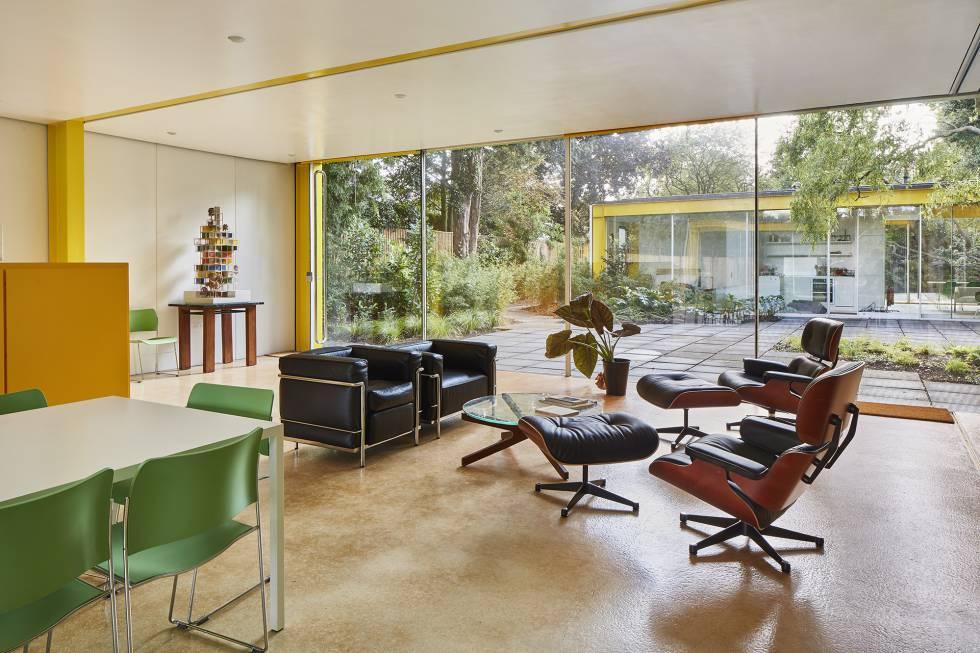 En esta casa empez la leyenda del arquitecto richard - Arquitecto de brasilia ...