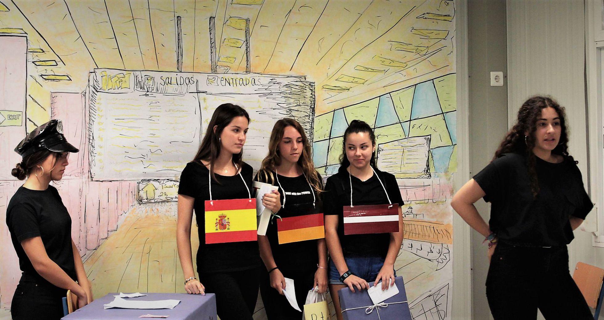 Taller '¿Qué será de la Unión Europea?' | Mª Eugenia Pérez, IES 'Ítaca'