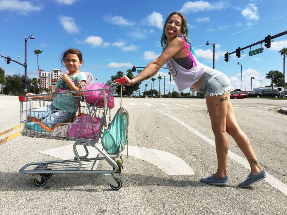 Clip exclusivo: entrevista con Bria Vinaite, protagonista de 'The Florida Project'