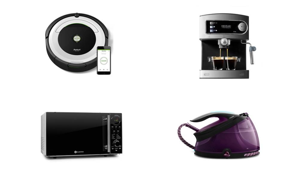 Un robot aspirador y otras 11 ofertas en electr nica para el hogar escaparate el pa s - Cerraduras electronicas para casa ...