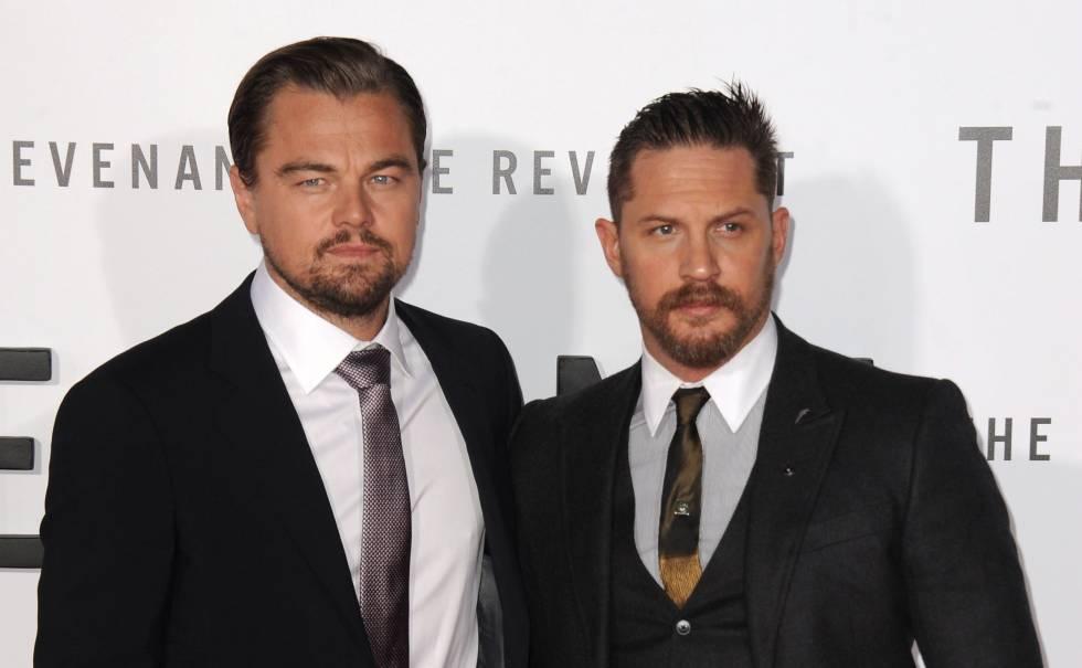 Tom Hardy se tatúa el nombre de DiCaprio tras perder una apuesta ...