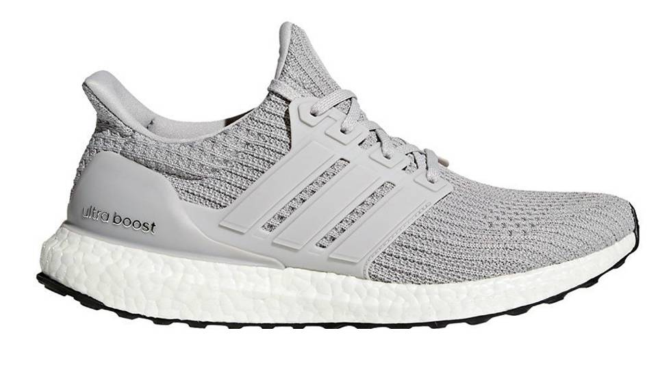 buy popular e0f53 98e98 Adidas Ultra Boost Triple Grey