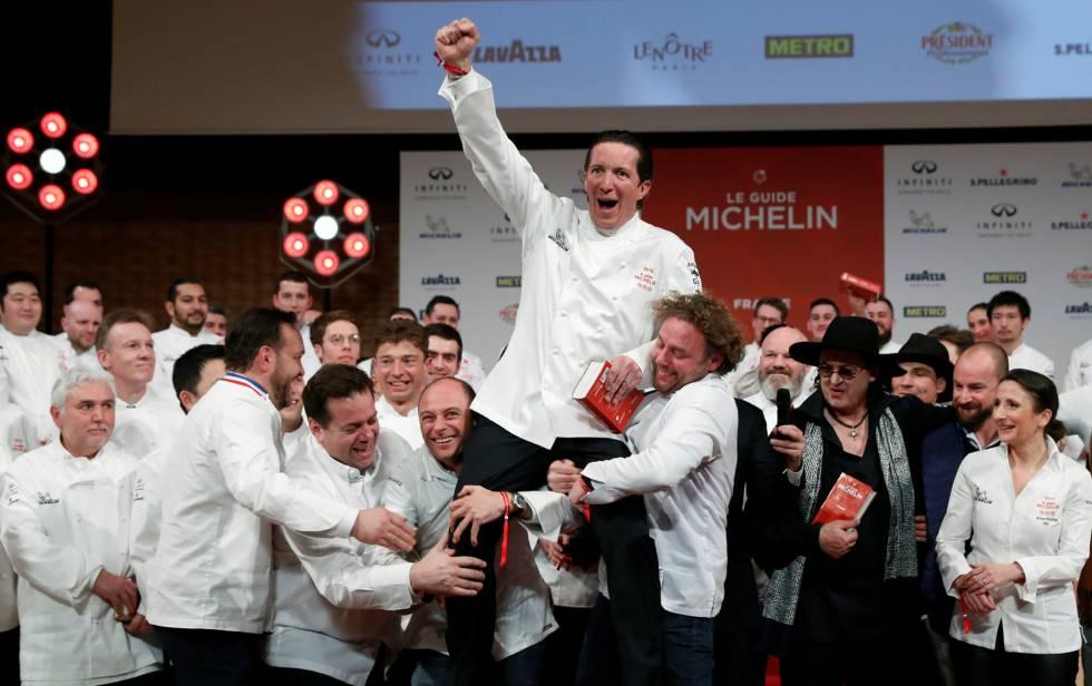 Marc Veyrat  Francia tiene dos nuevos restaurantes tres estrellas ... 0913b8333d7