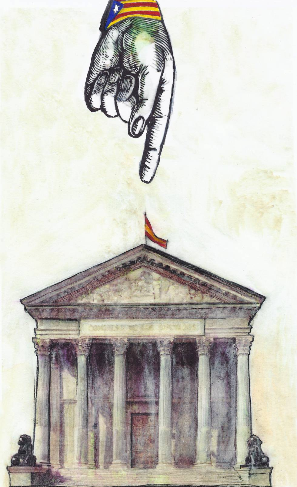 Cataluña: mentiras y responsabilidades
