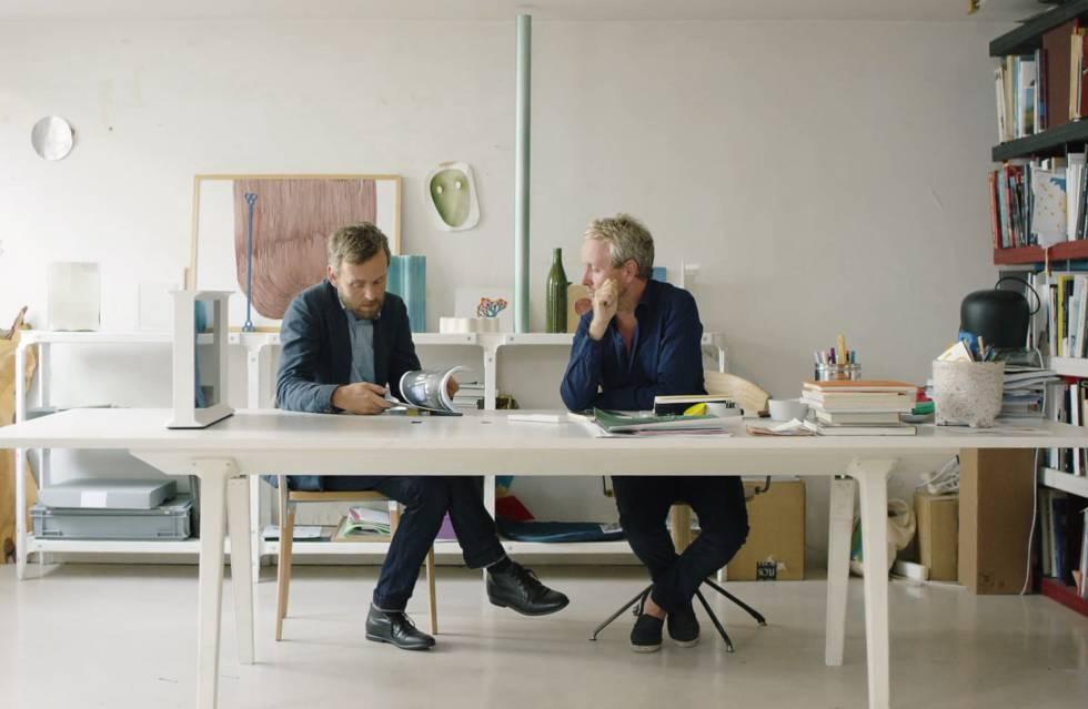 Los diseñadores Ronan y Erwan Bouroullec recibirán el Madrid Design Festival Award.