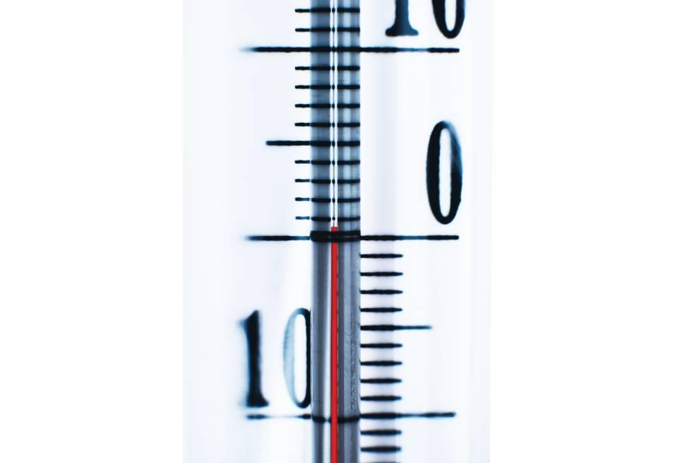 Cual es la temperatura normal de una persona sana