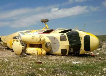 The mystery of Spain's abandoned drug helicopters