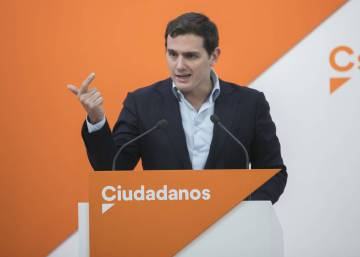 Ciudadanos would now be Spain's most voted party, new survey shows