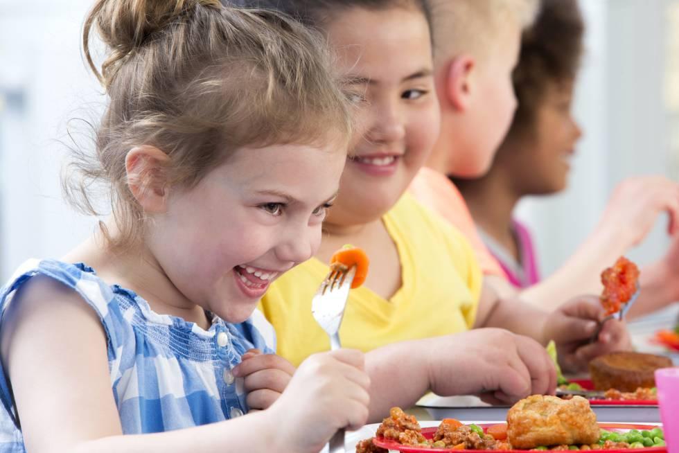 Nuestros hijos deberían disfrutar en el comedor escolar, no odiarlo ...