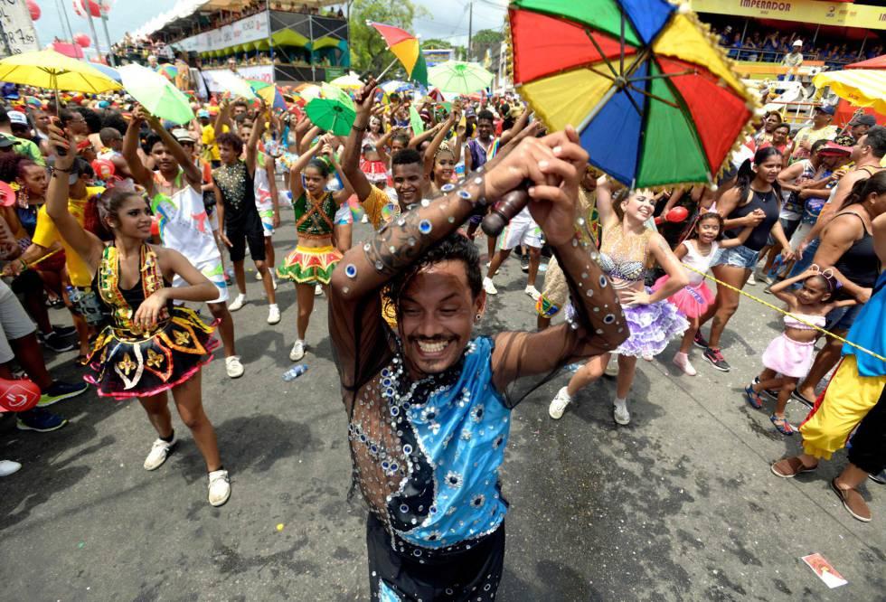 Brasil: En carnaval no todo vale   Planeta Futuro   EL PAÍS