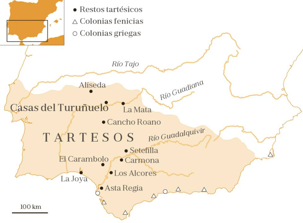The Tartessos mystery slowly comes to light