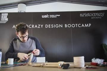 El taller de joyería se ha impartido dentro del proyecto Aristocrazy Affairs de la firma.