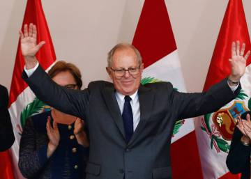 Peru election authorities name Kuczynski the winner