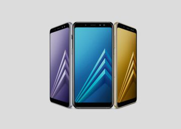 Samsung Galaxy A8, el móvil ideal para 'selfies'