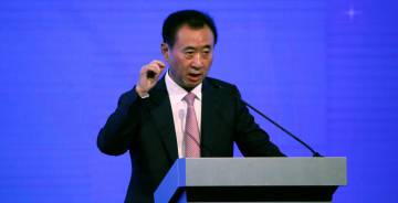 Dalian Wanda Group chief Wang Jianlin.