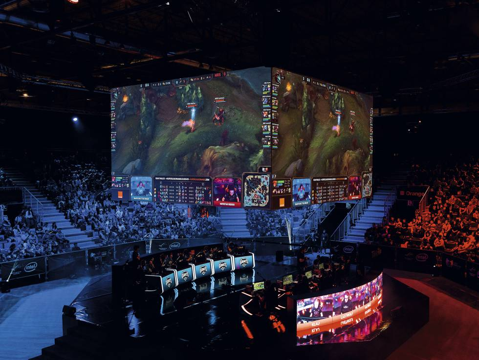Electronic sports industry: The rise of e-sports is a