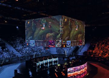 The rise of esports is a virtual reality