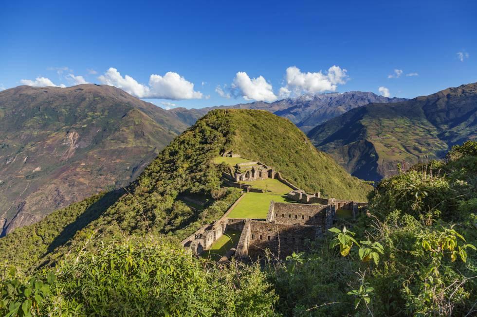 Choquequirao em quéchua significa