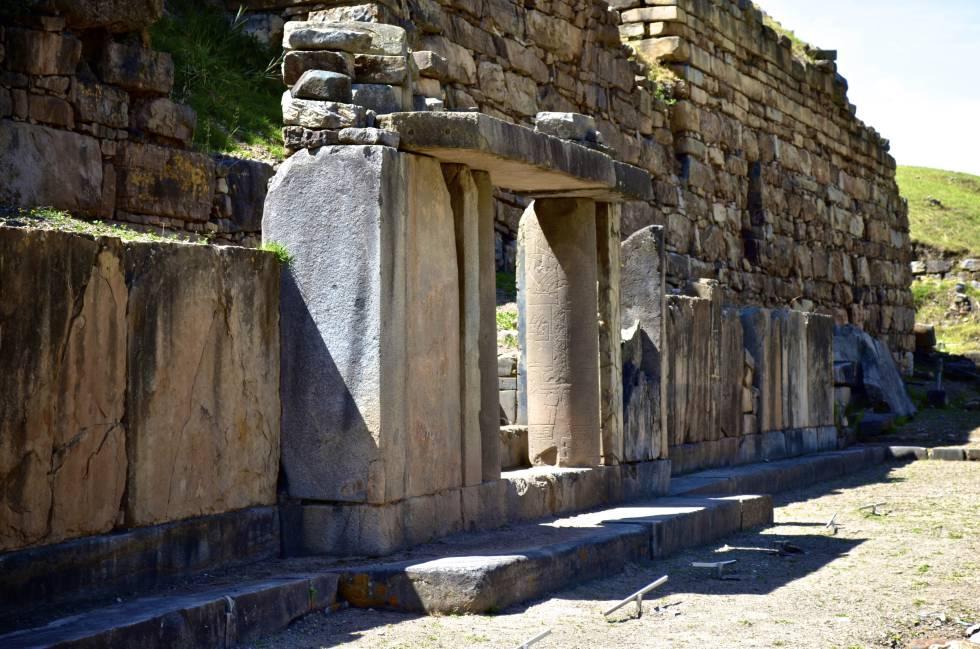 Templo Mayor de Chavín de Huantar