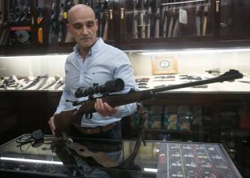 Who are Spain's gun owners?