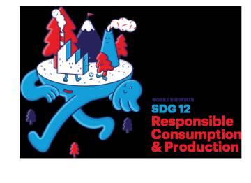 ODS 12: Consumo responsable.