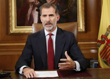 """Spanish king to son after 1981 coup: """"Felipe, I hope this"""