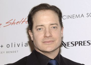 El actor Brendan Fraser acusa de abuso sexual a un periodista de Hollywood