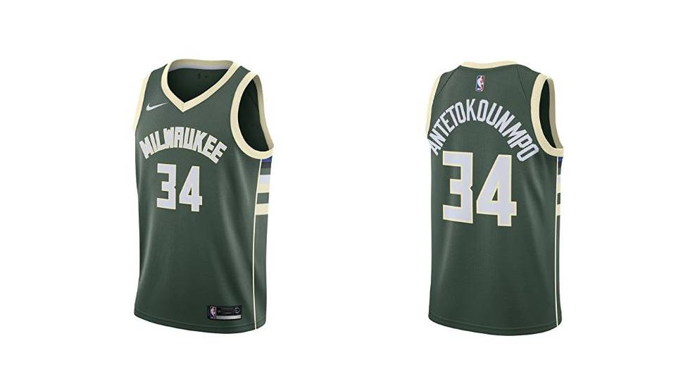 Estas son 10 de las camisetas más vendidas de la NBA  ccdb03244b902