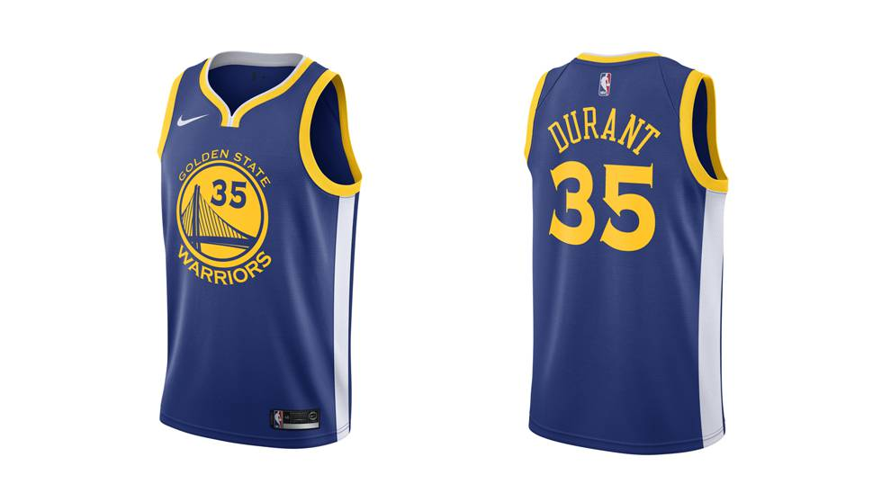 Estas son 10 de las camisetas más vendidas de la NBA  d55ce124be4