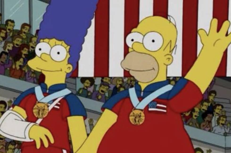 f615c60ac9a58 Lo han vuelto a hacer  12 veces en las que  Los Simpson  predijeron el  futuro