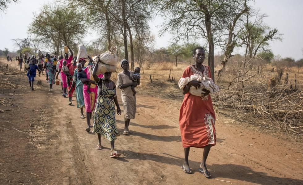 Resultado de imagen de SUDAN DE SUR