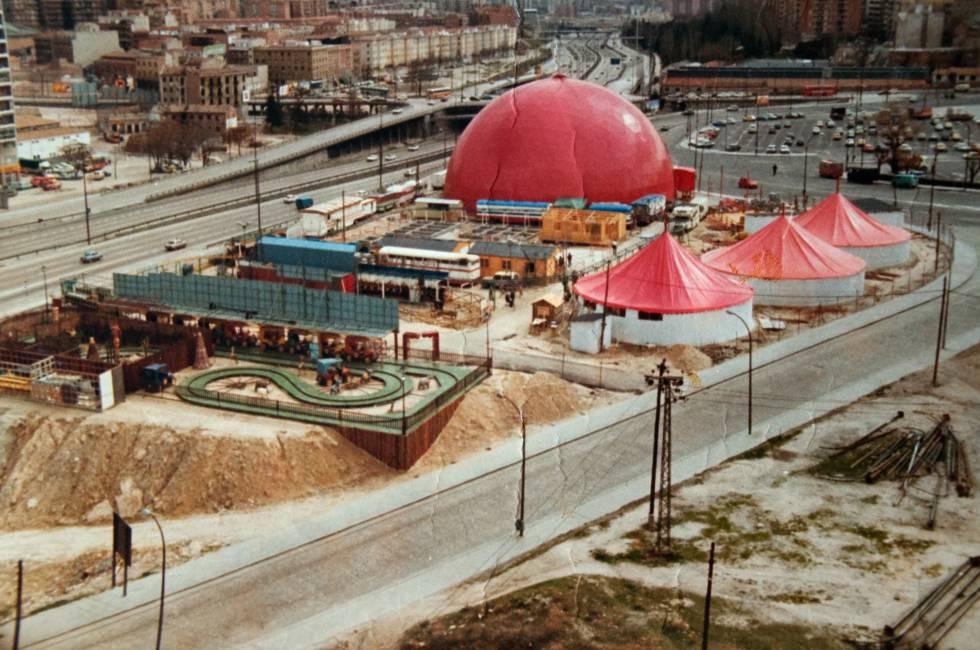 Ciudad feliz fue la sede de Benposta en Madrid, creada en los ochenta al lado de Las Ventas.