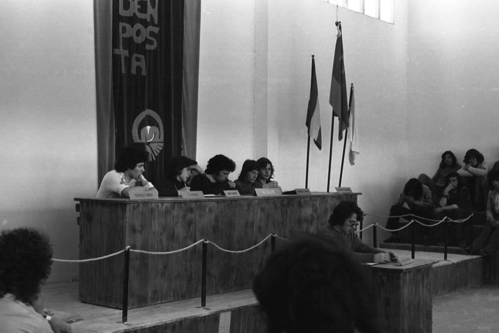 En la Ciudad de los Muchachos celebraron las primeras asambleas democráticas. 22 años antes que en España.