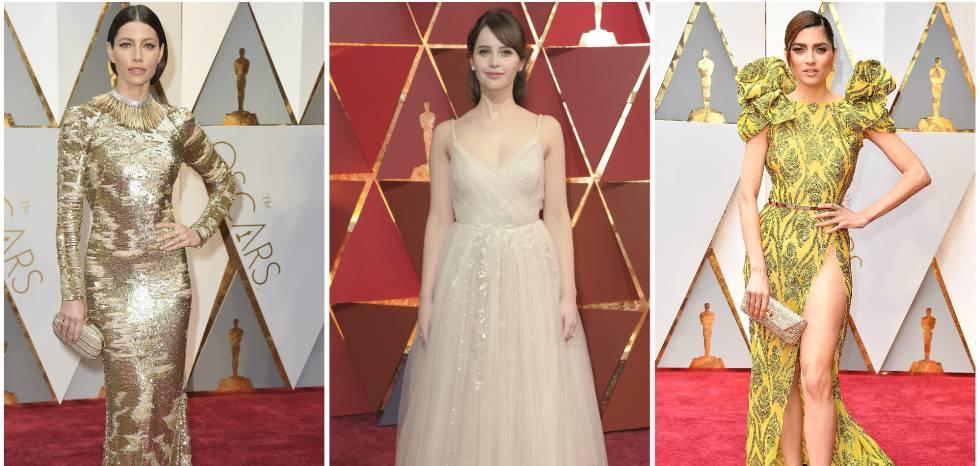Fotos Oscars 2018 Estos Son Los Trajes Más Feos De Los