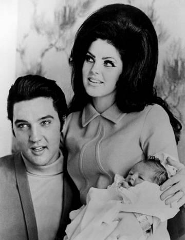 La única hija de Elvis Presley se declara en bancarrota   Gente y ...