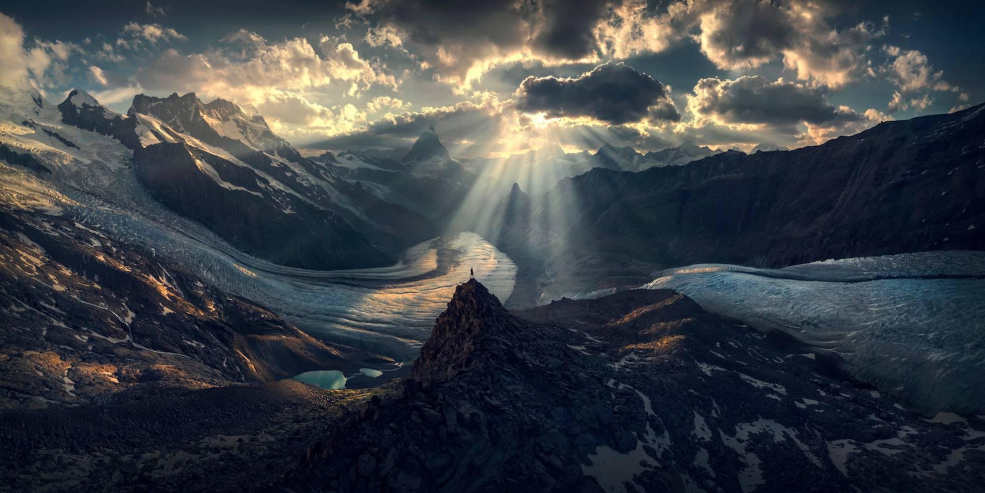 As melhores fotografias de paisagem