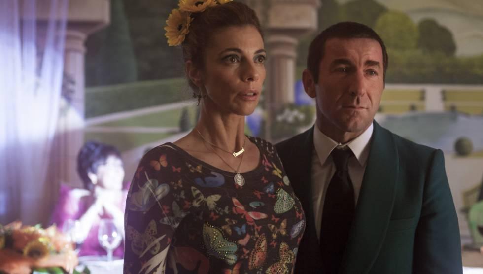 En 'Abracadabra' (Pablo Berger, 2017), Antonio de la Torre interpreta a un marido egoísta que fue recibido por algunos críticos como una mirada incisiva a la figura del