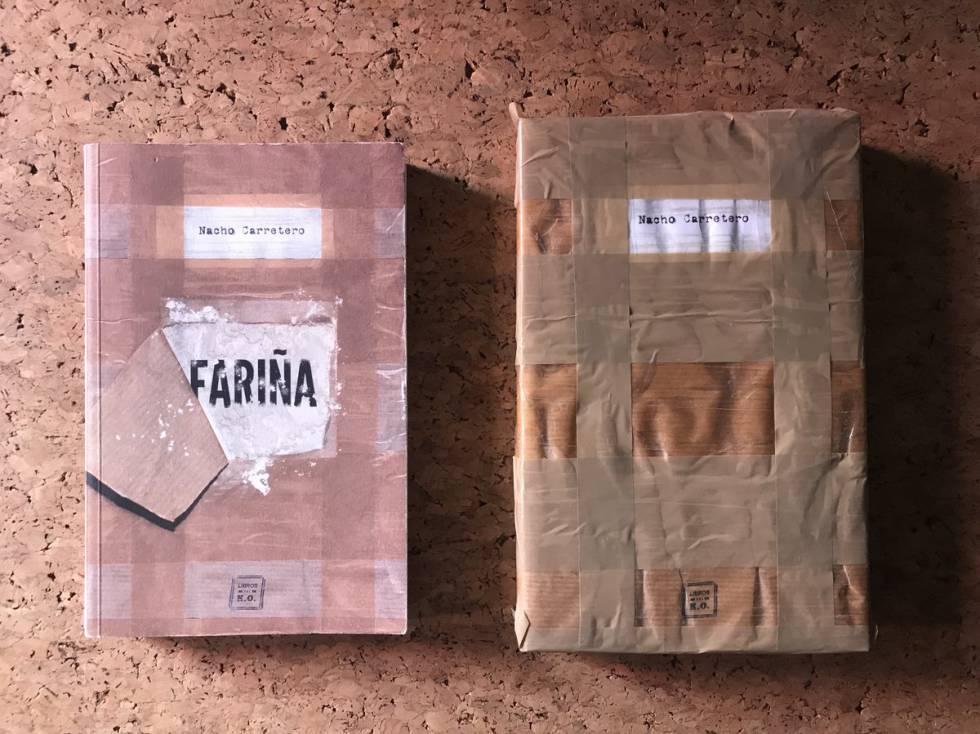 247196d81 Así se hizo la portada de 'Fariña', el libro prohibido sobre el ...