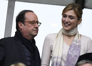 François Hollande y Julie Gayet ya no se esconden